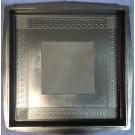 Квадрат «Коса+Квадрат» (40x40х5см)