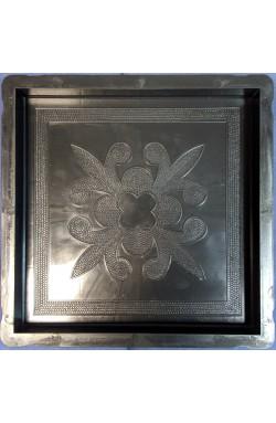 Квадрат  «Гжель в  квадрате» ( 300x300х30)