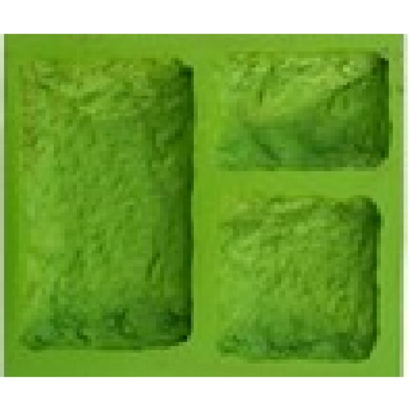"""Форма из полиуретана для искусственного камня """"Бут"""""""