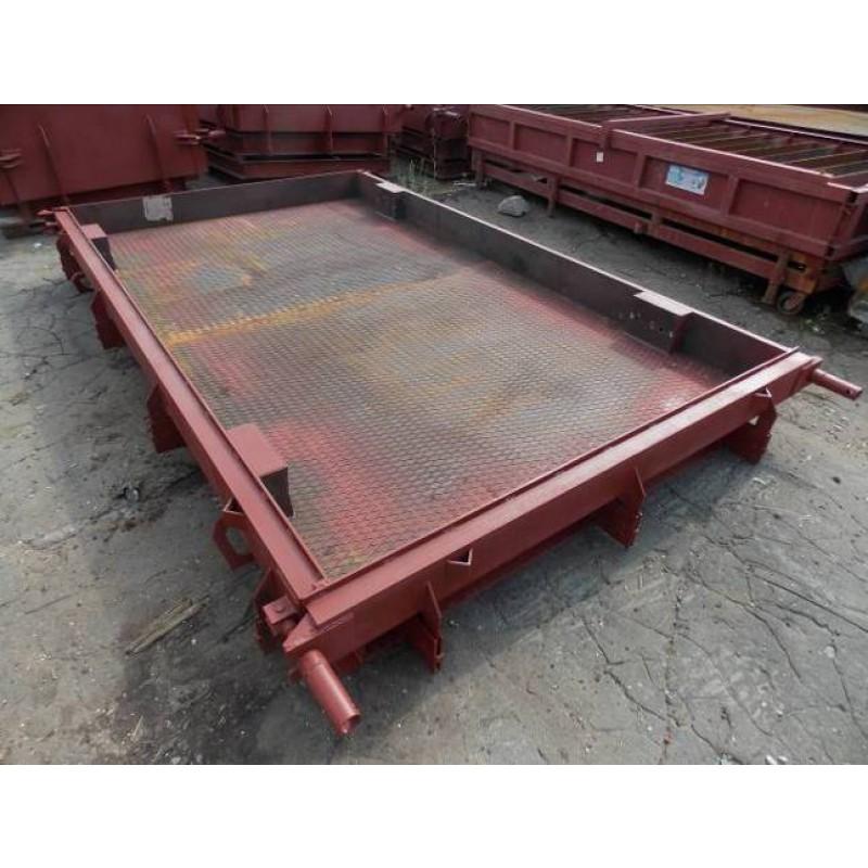 Металлоформа для производства дорожной плиты 2P60.15